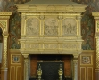 Cheminée monumentale hôtel Groslot Orléans (1)