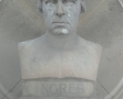 Sénat, Orangerie, restauration bustes et médaillon en pierre (4)