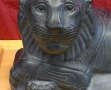 Louvre - moulage Lion couché (3)