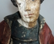 Musée Dobrée-bois polychromés Saint Eloi (6)