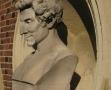Sénat, Orangerie, restauration bustes et médaillon en pierre (2)